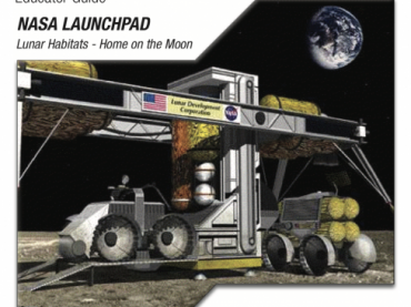 NASA ECLIPS: (HIGH SCHOOL) LUNAR HABITATS- HOME ON THE MOON