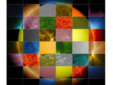 NASA ECLIPS INTERACTIVE LESSON: SOLAR IMAGES (ELEMENTARY)