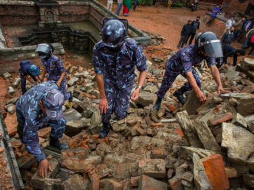 After the Quake: Preserving the Artifacts of Kathmandu | Global Oneness Project