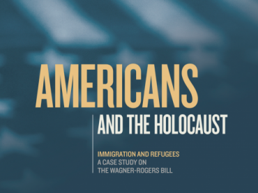 Immigration and Refugees: A Case Study on the Wagner-Rogers Bill