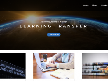 Online Learning Planning Template