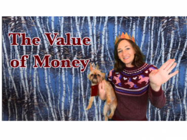 The Value of Money Lesson / Quarters, Dimes, Nickels, Pennies