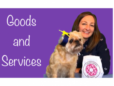 Goods and Services Lesson for Kids