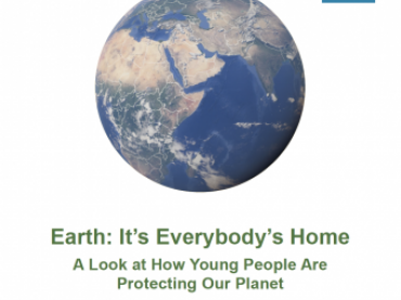 Earth It's Everybody's Home