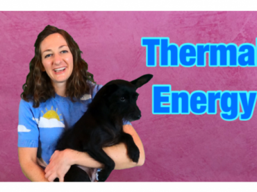 Thermal Energy / Heat Energy Lesson for Kids