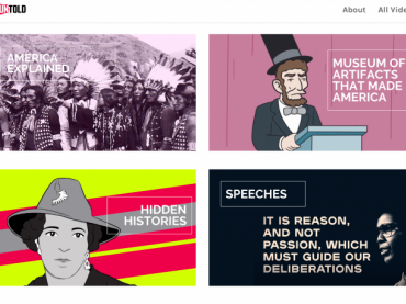 Teaching the Untold American History with Multimedia