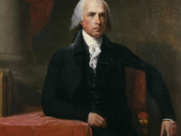 James Madison Discusses the Separation of Powers!
