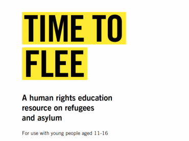 Human rights education: Refugees