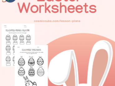 Easter Theme Worksheets