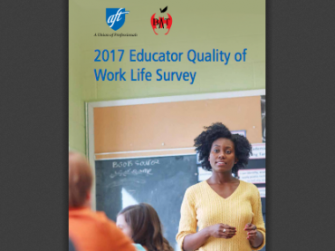 2017 Educator Quality of Work Life Survey
