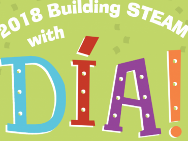 2018 Building STEAM with Dia Booklists, Birth - Grade 8