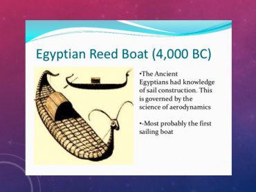 egyptian boat screenshot