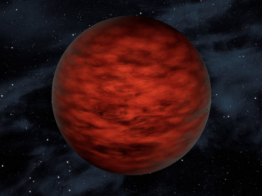Young Brown Dwarf in TW Hydrae Family of Stars