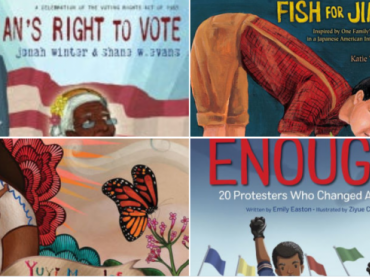 Transformational Texts: Using Children's Literature to Open Doors on Historical and Current Events