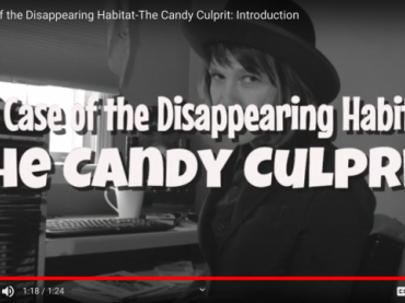 """The Case of the Disappearing Habitat: The Candy Culprit"""