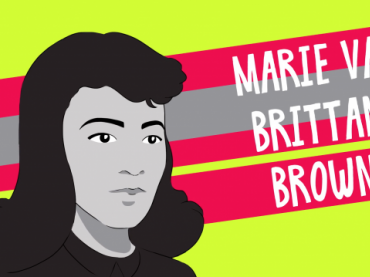 Marie van Brittan Brown - Creating CCTV in Queens