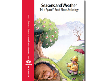 CKLA Kindergarten: Domain 8--Seasons and Weather
