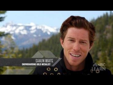 Shaun White & Engineering the Half Pipe