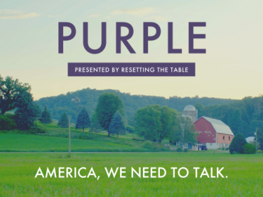Learning to Speak Across Political Divides: Using PURPLE in the Classroom
