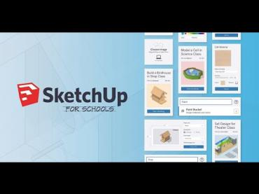 SketchUp For Schools/Free - Basic Commands