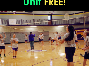 Badminton Unit FREE!: A 1-2 Week Badminton Unit fo