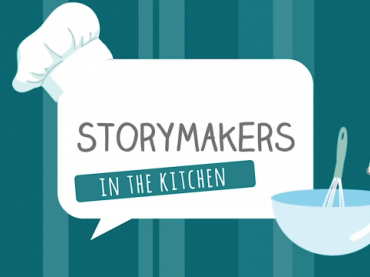 StoryMakers in the Kitchen - Paddington Bear Bakes a Cake