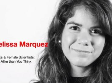 TED Talk - Sharks & Female Scientists: More Alike than You Think