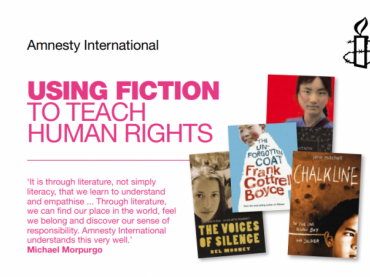 Introduction - Using Fiction to teach Human Rights
