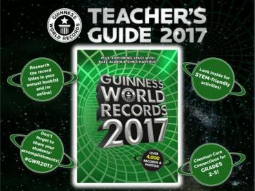 Guinness World Records 2017 Teacher's Guide