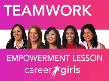Importance of Teamwork: Video-Based Empowerment Lesson