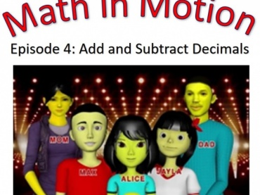 Add and Subtract Decimals (Grade 5)