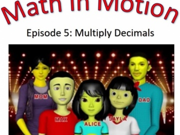 Multiply Decimals (Grade 5)
