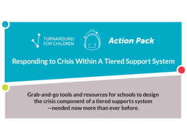Responding to Crisis Within A Tiered Supports System