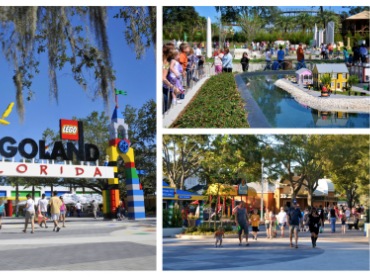 PreK-12 Conference FOR KIDS! Special guests include landscape architect teams from Legoland and Disney!