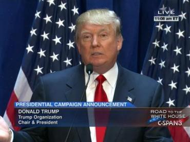 Lesson Plan: Historical Presidential Campaign Announcement Analysis