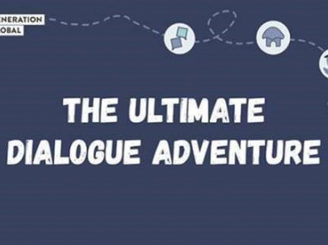 ONLINE GLOBAL CITIZENSHIP EDUCATION: The Ultimate Dialogue Adventure