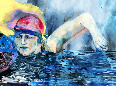 Gertrude Ederle: First Woman to Swim the English Channel