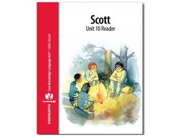 Unit 10: Kindergarten Skills--Scott