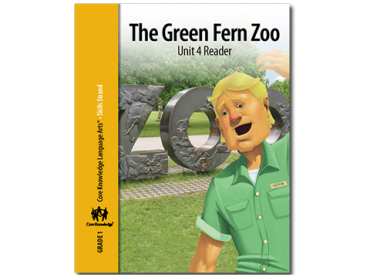 CKLA Grade 1 Skills: Unit 4--The Green Fern Zoo