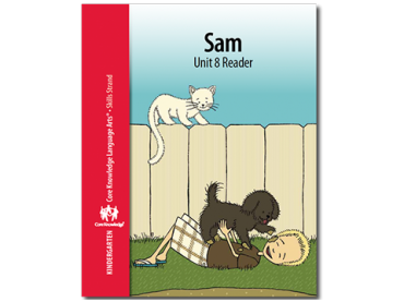 Unit 8: Kindergarten Skills--Sam