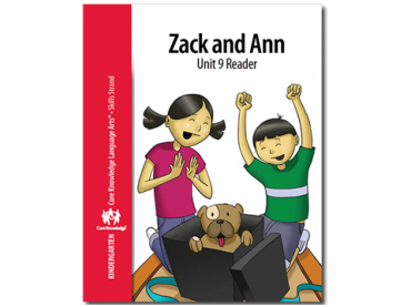 Unit 9: Kindergarten Skills--Zack and Ann