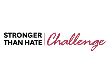 Stronger Than Hate Challenge