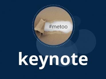 KEYNOTE: #MeTooK12 and #MeToo: What Does It Mean for Schools?