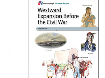 Western Expansion Before the Civil War