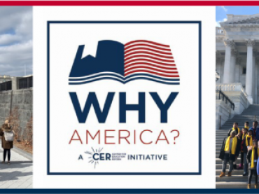 Why America? 2020: Toward a More Perfect Union - Session 3: A Civics Roadmap for Frontline Educators