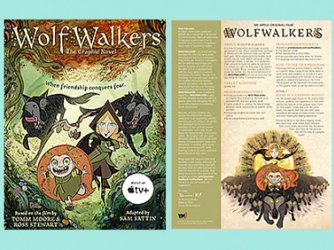 Build Critical-Thinking and Literacy Skills with WOLFWALKERS