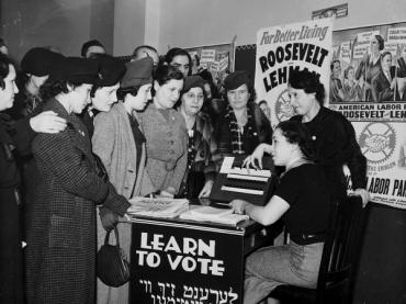 Voting Rights for Women: Pro- and Anti-Suffrage