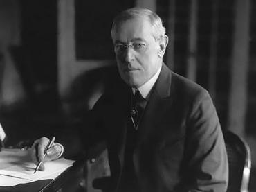 Woodrow Wilson: A Historian Turned President (Short Reading)