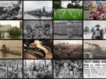 Choice Board: World War I