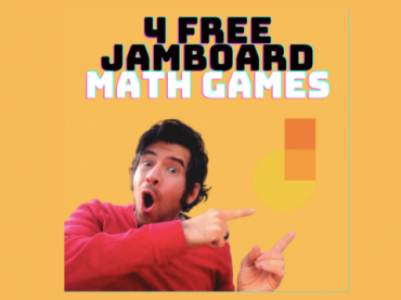 4 FREE MATH JAMBOARD GAMES